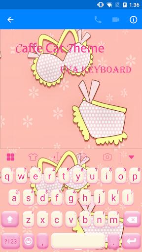 玩免費遊戲APP|下載Cute Kitty Keyboard-Cute Emoji app不用錢|硬是要APP