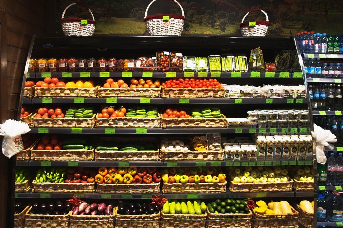 thiết kế siêu thị mini - thiết kế tạp hóa Hà Nội