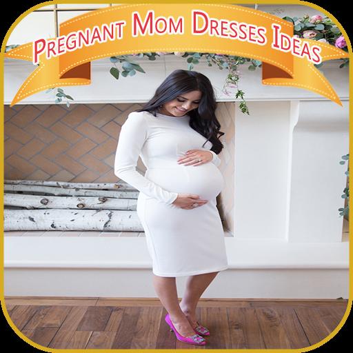 Pregnant Mom Dresses Ideas
