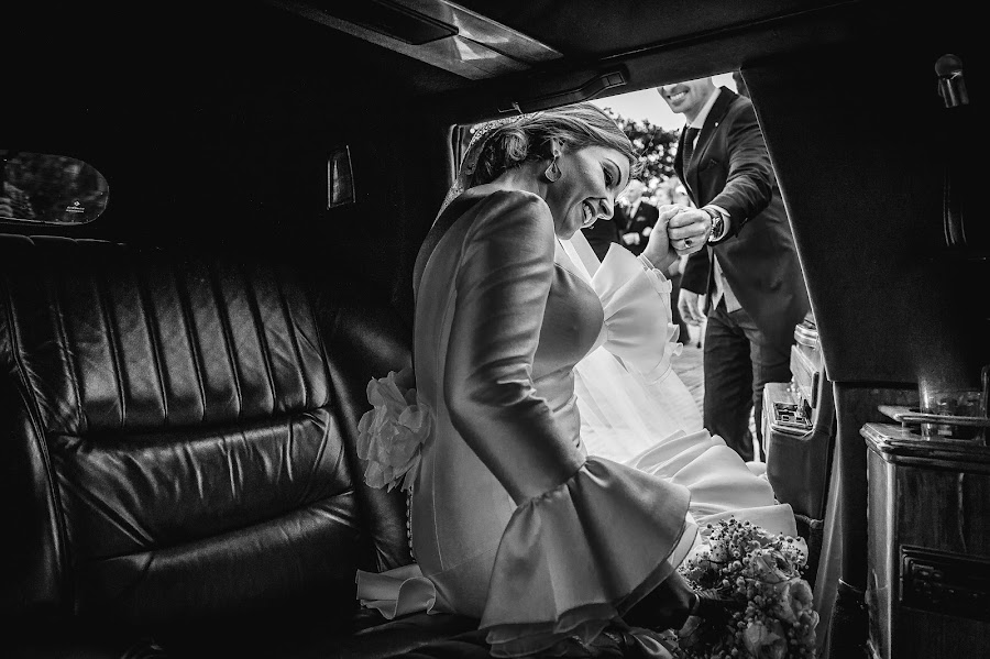 Wedding photographer Eliseo Regidor (EliseoRegidor). Photo of 27.03.2017