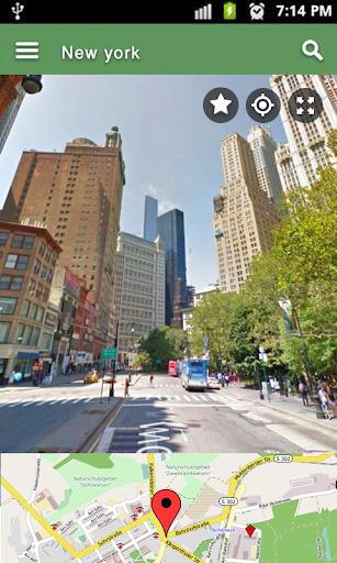 Street View Live Map u2013 Satellite Earth Navigation  screenshots 7