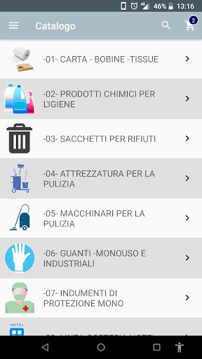 VIPAC - Il nuovo E-commerce screenshots 3