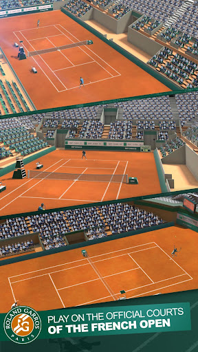 French Open: Tennis Games 3D - Championships 2018 1.33 screenshots 4