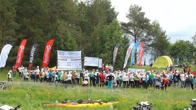 Photo: Открытие гонки
