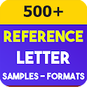 500+ Free Reference Letter Samples/Formats icon