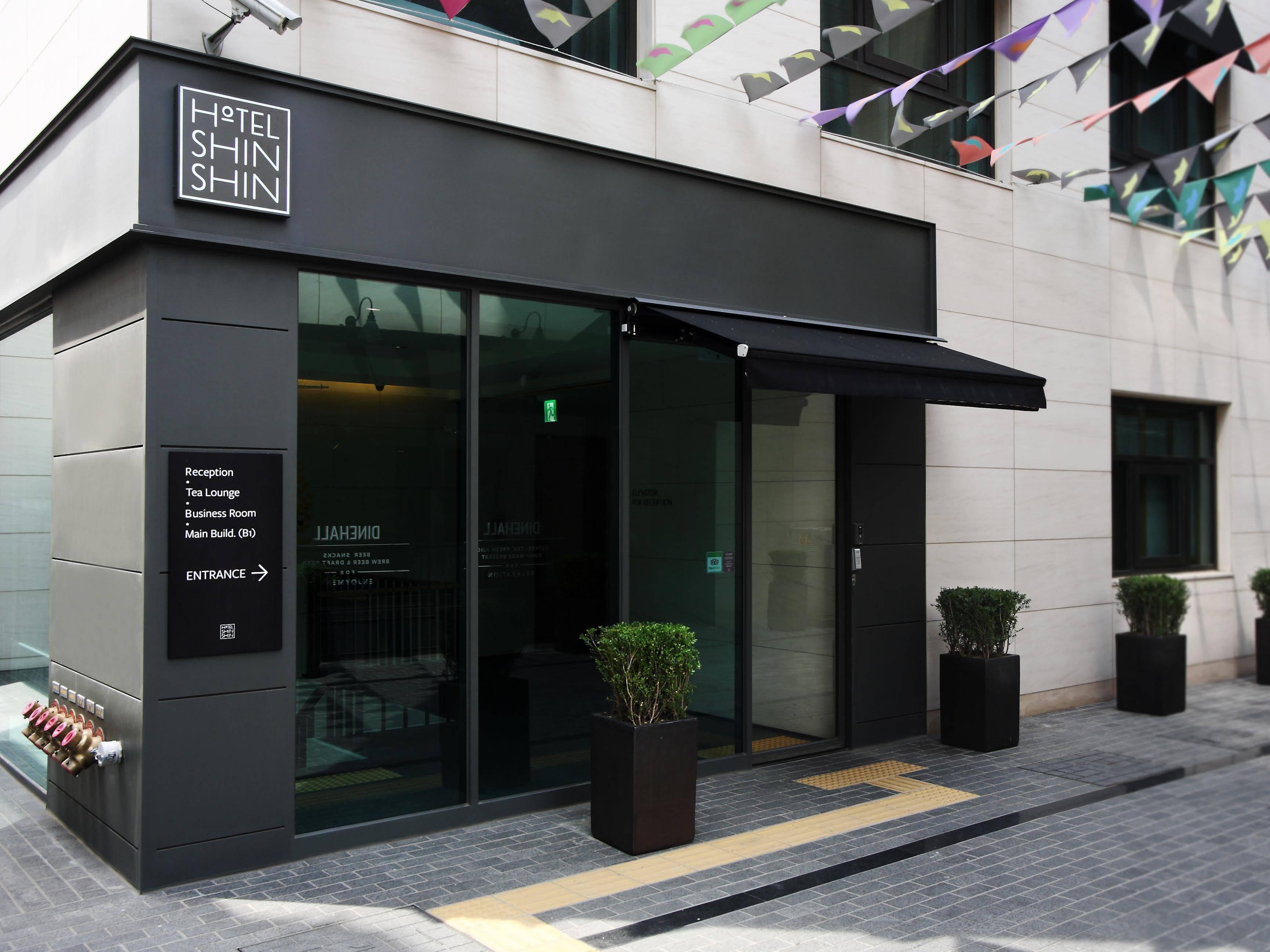 Hotel Shinshin