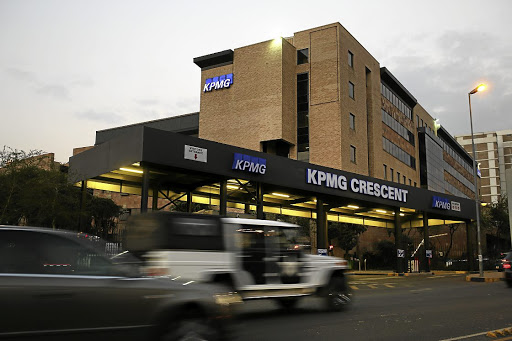 Some of South Africa's top companies are reviewing their relations with KPMG.  Picture:  ALON SKUY