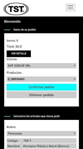 tst app screenshot 2