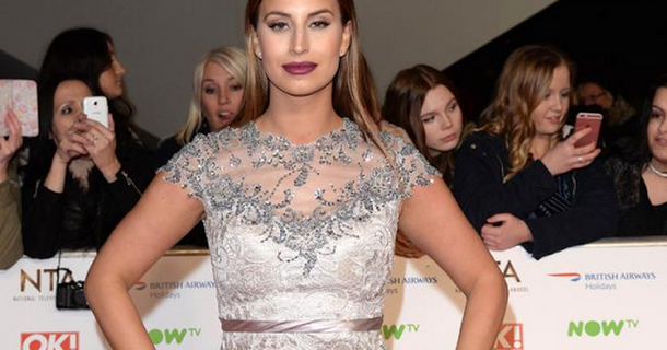 Ferne McCann urges her boyfriend to co-operate with police investigation