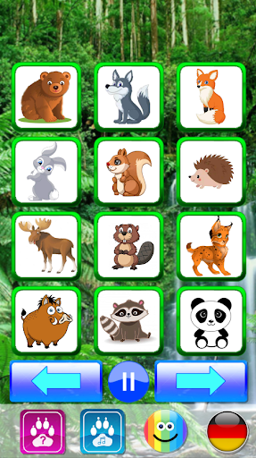 Animal sounds. Learn animals names for kids 5.0 screenshots 21