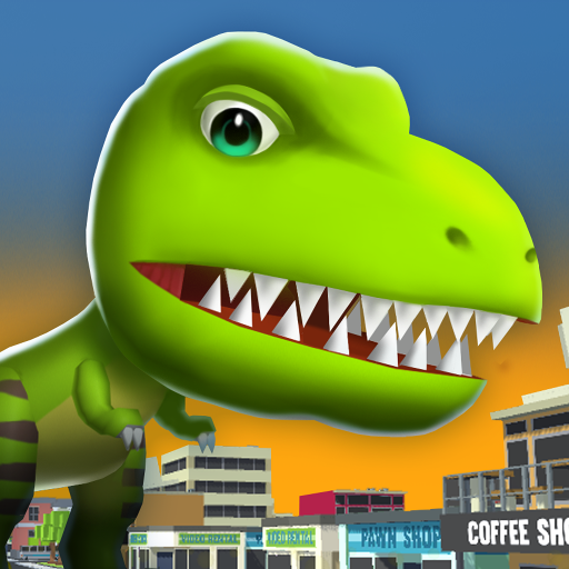 Dino Craft City Terror (game)