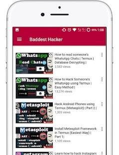 Baddest Hacker - náhled