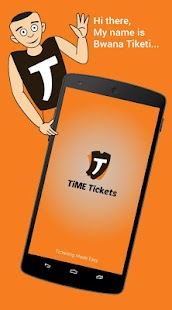TiME Tickets- screenshot thumbnail