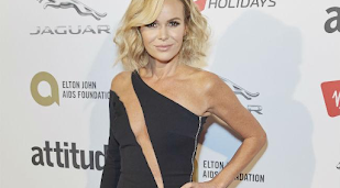Amanda Holden reflects on stillbirth tragedy
