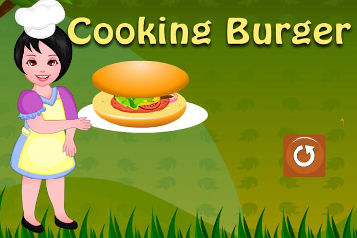android Girls Cooking-Burger Screenshot 8