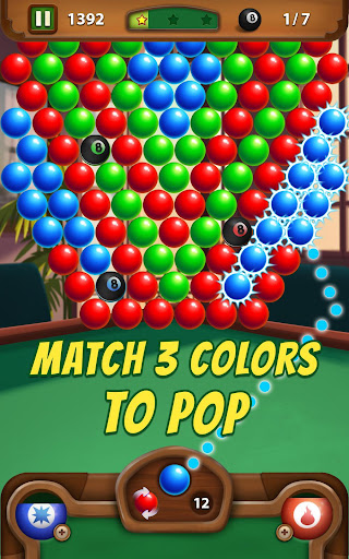 8 Ball Bubble - screenshot