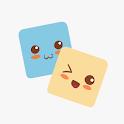 Blocks & Taps - Brain puzzle icon