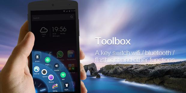 Pređite prstom s lijeve aplikacije za upoznavanje