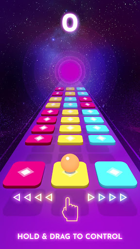Color Hop 3D - screenshot