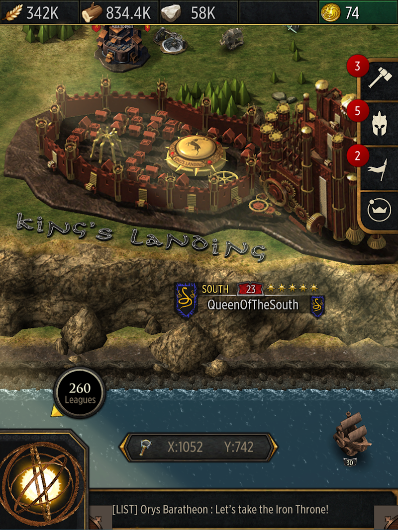 Game of Thrones: Conquest™ Screenshot 13