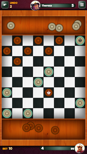 Checkers - Free Offline Board Games painmod.com screenshots 4