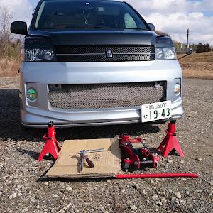 ヴォクシー AZR60G 中期のカスタム事例画像 ボロクシー山田さんの2019年02月04日17:12の投稿