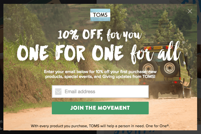 14 - popup ad example