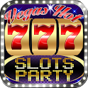Vegas Slot Hot Party icon