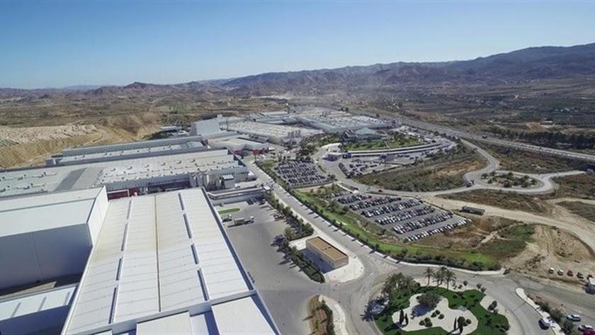 El Grupo Cosentino ampliará su extensión en la provincia de Almería en unas 145 hectáreas.