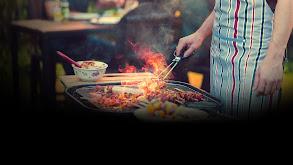 Los Angeles Breakfast Polenta and Thai Tailgate thumbnail