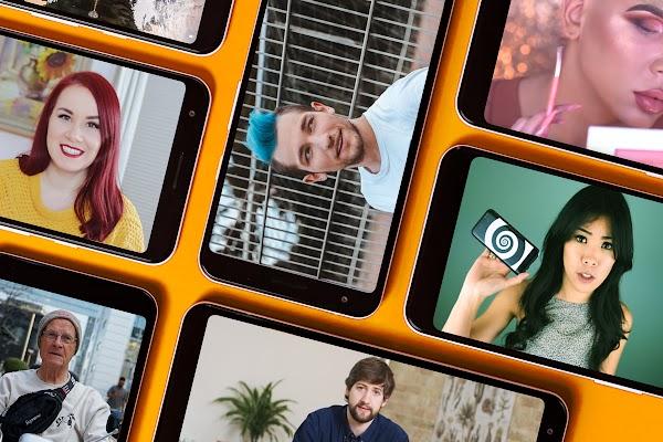 Die Videohelden – eine Auswahl populärer Kanäle auf YouTube