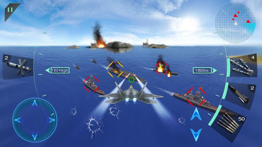 Sky Fighters 3D screenshot 10