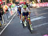 Jan Bakelants zit in de kopgroep in de eerste etappe van de Tirreno-Adriatico
