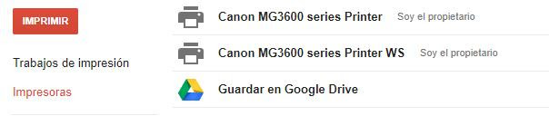 PIXMA Canon MG3650