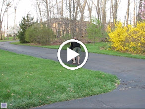 Video: Noah's first ride without training wheels!!