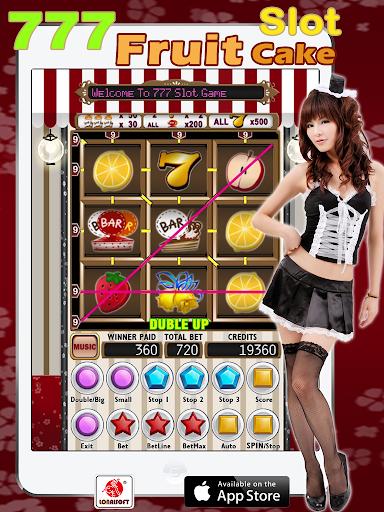 777 Fruit Cake Slot Machine 1.5 screenshots 5