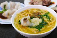大麵焿水晶餃