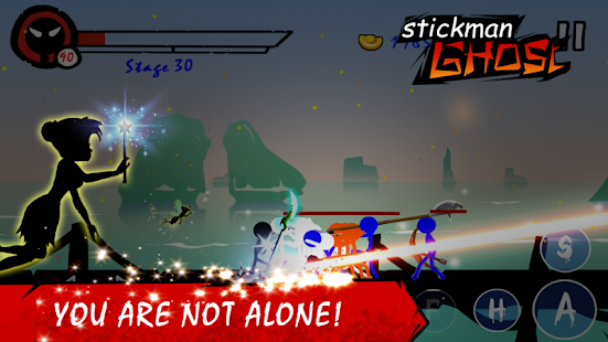 Stickman Ghost: Ninja Warrior 1 15 APK + Hack MOD (Money