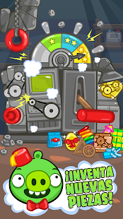 Bad Piggies HD: miniatura de captura de pantalla