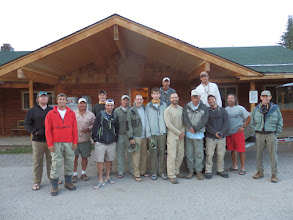 Photo: Mad River Outfitters Slide Inn Group 2012