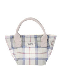 Barbour Leathan Totebag