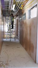 Photo: Cavendish School Primary Corridor