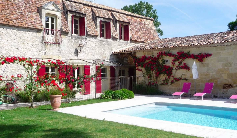 Maison Saint-Emilion