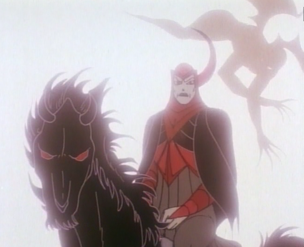 Venger, his nightmare, and Shadow Demon