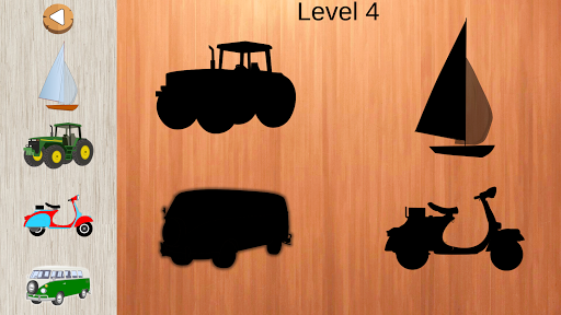Vehicles Puzzles  screenshots 5