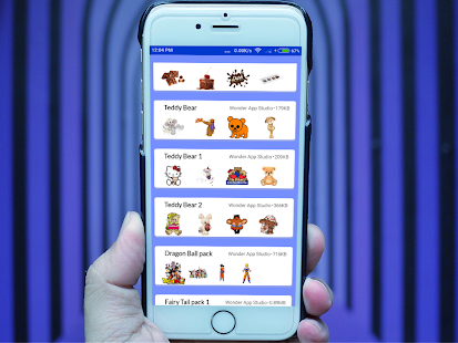 Download Kids Stickers For Whatsapp - WAStickerapps For PC Windows and Mac apk screenshot 4