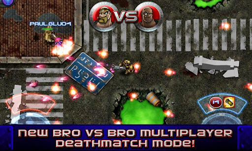 GUN BROS MULTIPLAYER screenshot 2