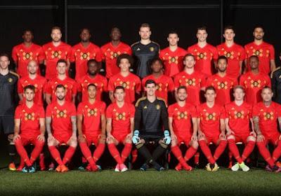Voici les Diables Rouges qui devraient jouer gros face au Portugal !