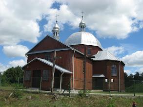 Photo: cerkiew w Szczutkowie