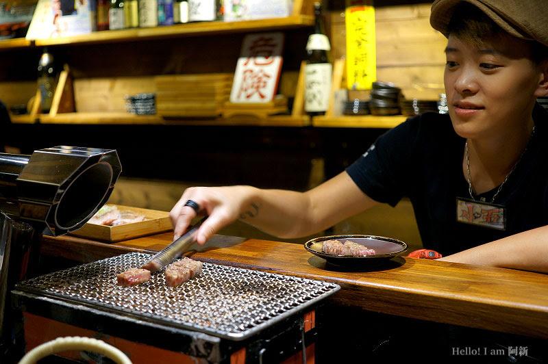 台北燒肉店,吳桑燒肉-6